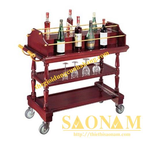 Xe Phục Vụ Rượu SN#520096
