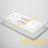 Nắp Khay Nhựa 1/3 SN#520278