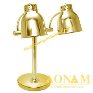 Đèn Hâm Nóng Thức Ăn Đôi Vàng SN#520806