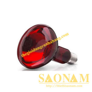 Bóng Đèn Pk ( ánh sáng đỏ ) SN#520840